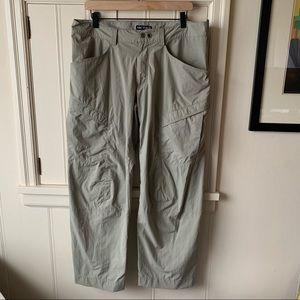 Arc'teryx Nylon Cargo Style Pants